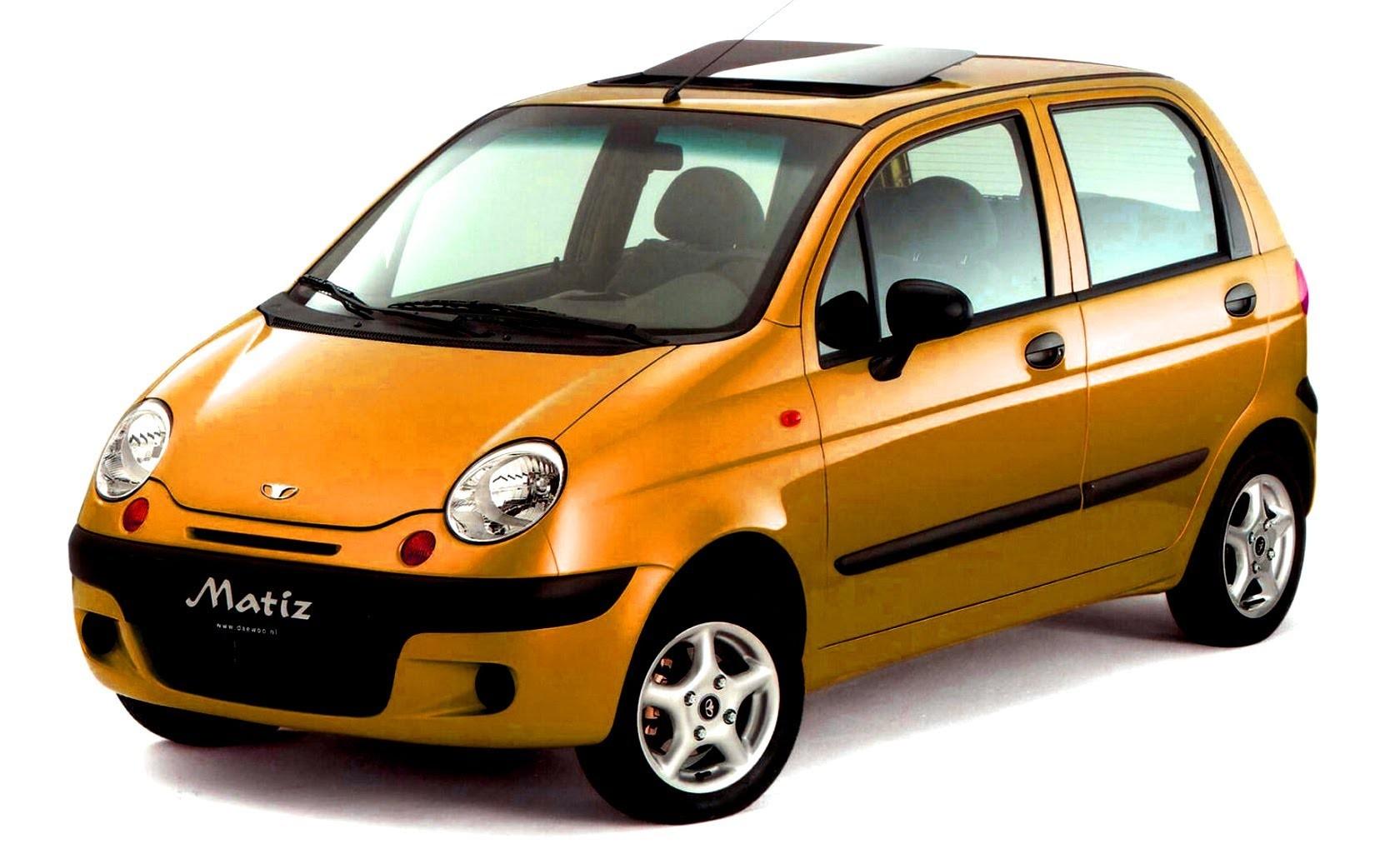 Эксперты назвали ТОП-10 самых дешёвых автомобилей января в России