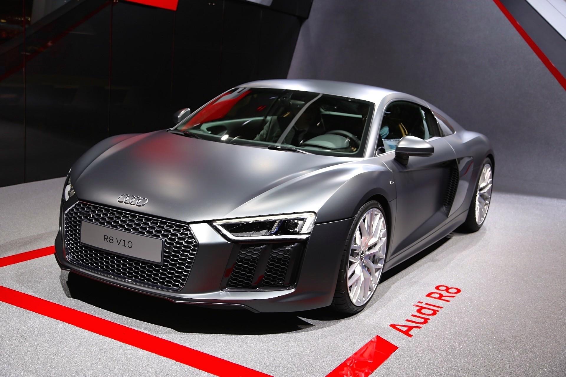 Audi объявила стоимость новой модификации спорткара R8