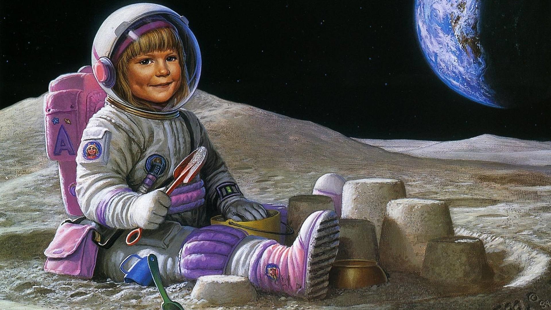 Сексальные эксперименты в космосе