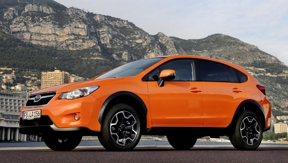 Subaru XV признан самой женской моделью