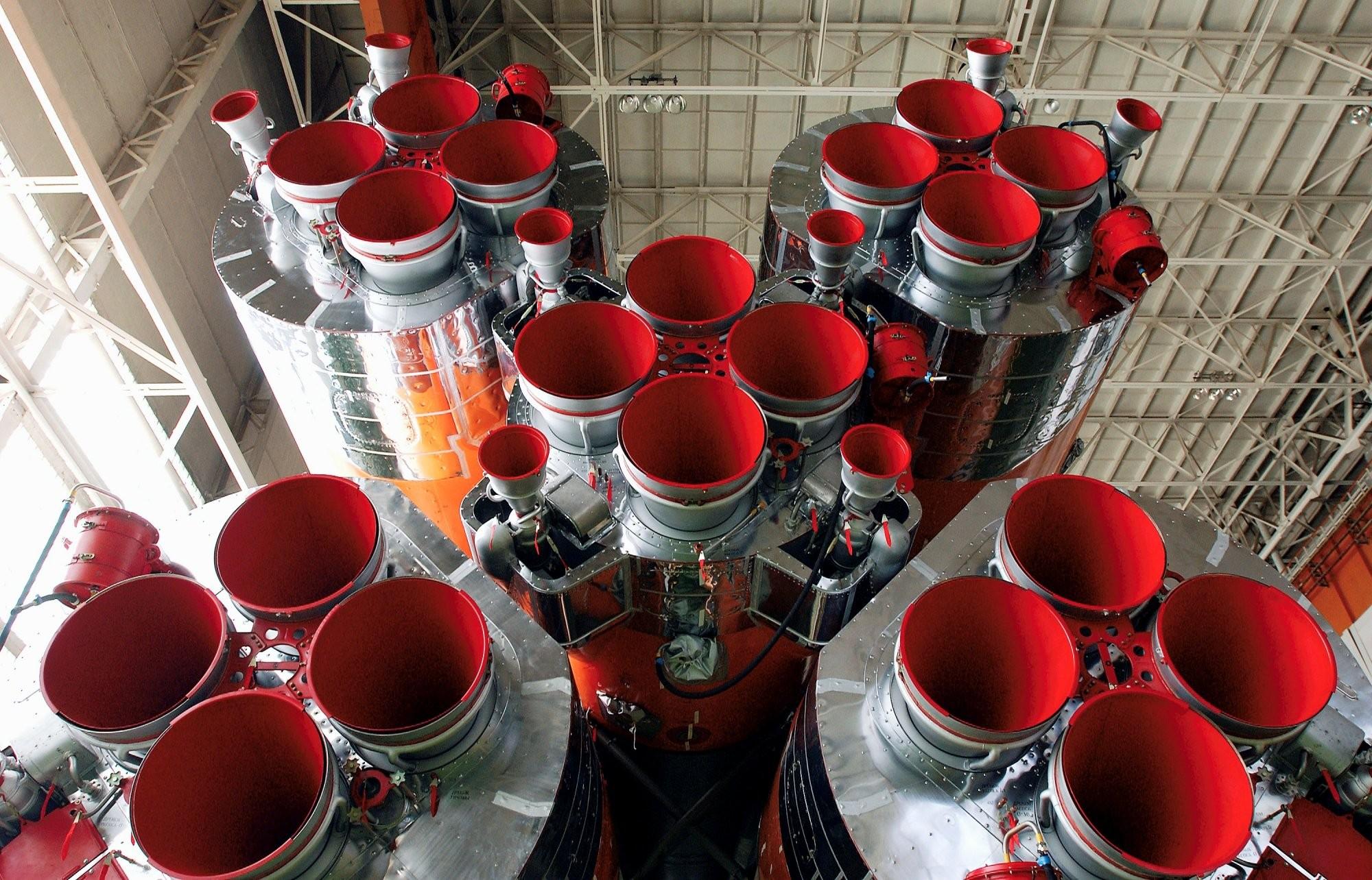 Роскосмос планирует создать космические двигатели на воде