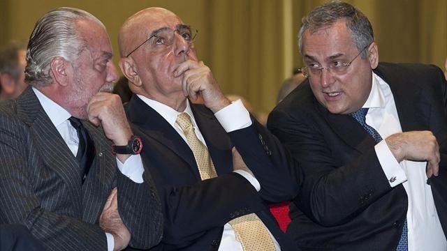 Галлиани Де Лаурентис и Лотито подозреваются в уклонении от уплаты налогов