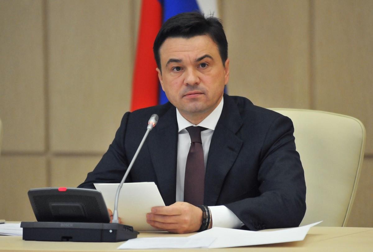 Губернатор Подмосковья недоволен полученной SMS с предложением купить наркотики