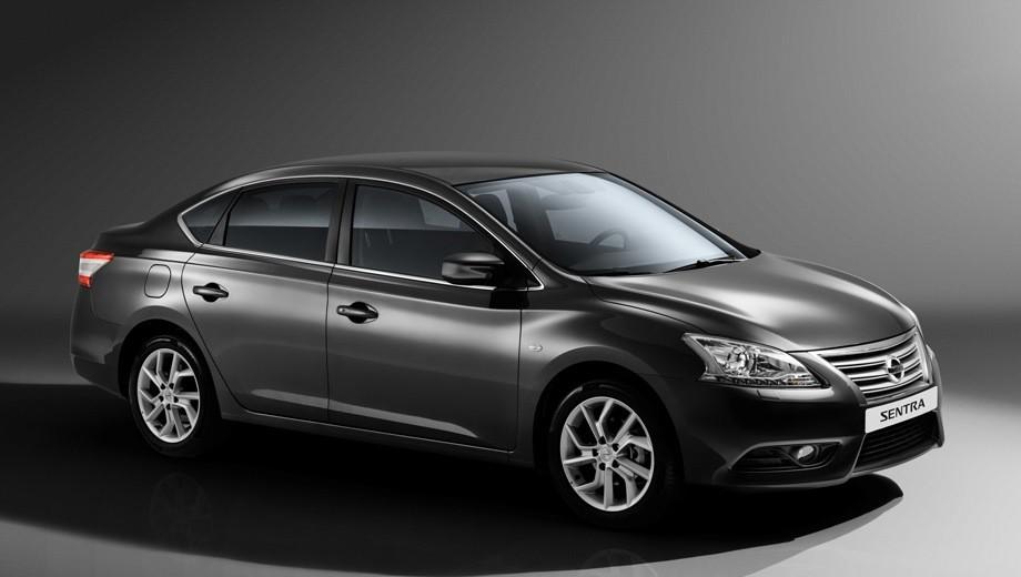 Обновлённый Nissan Sentra получит новую линейку двигателей и кузов хэтчбек