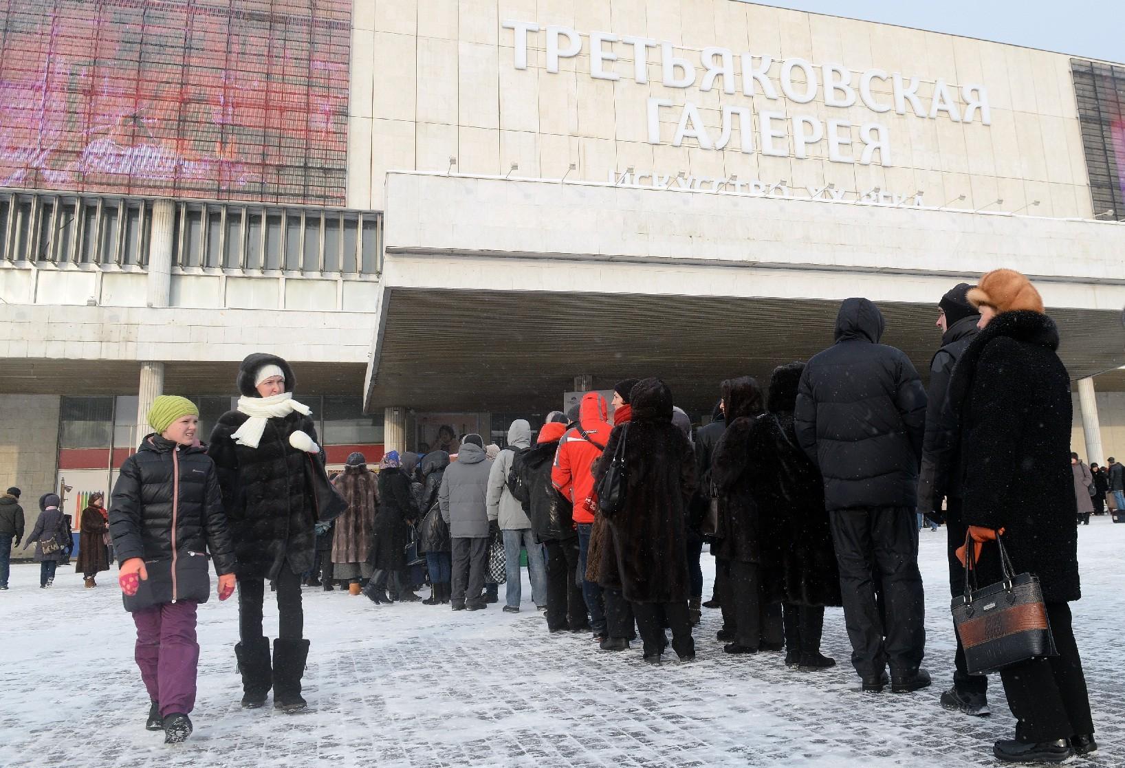 Кульминацией выставки вТретьяковской галерее будет «Ночь Серова»