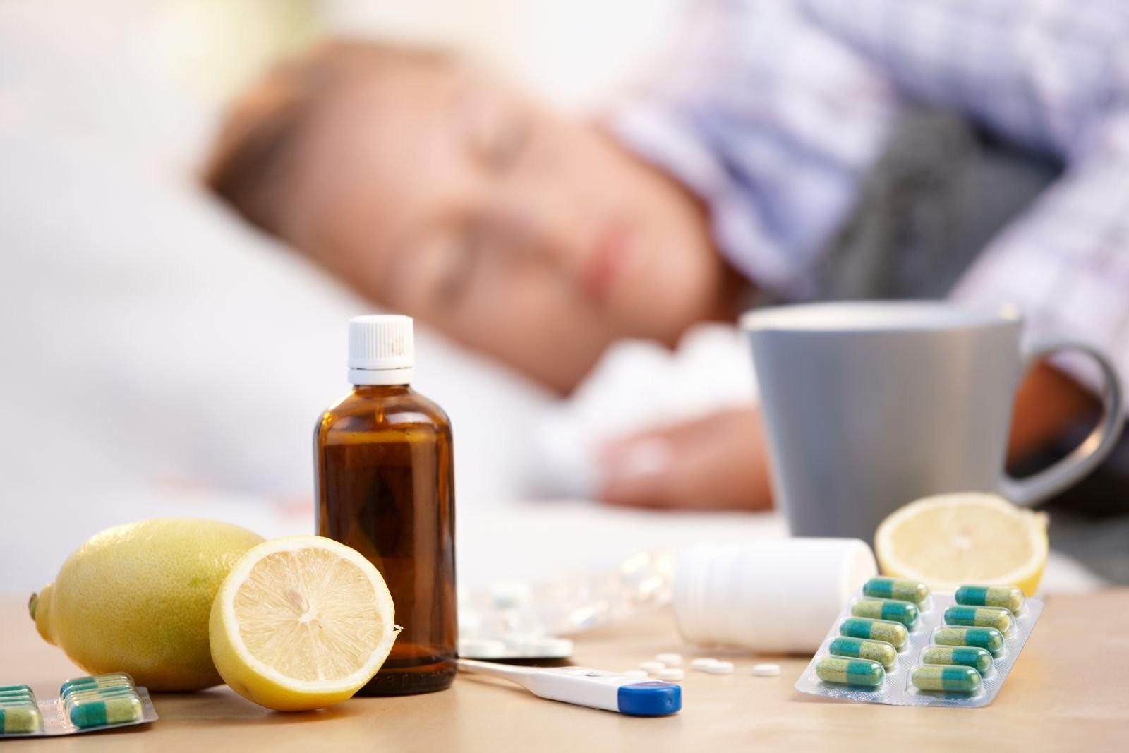 Из-за гриппа в РФ погибли 126 человек