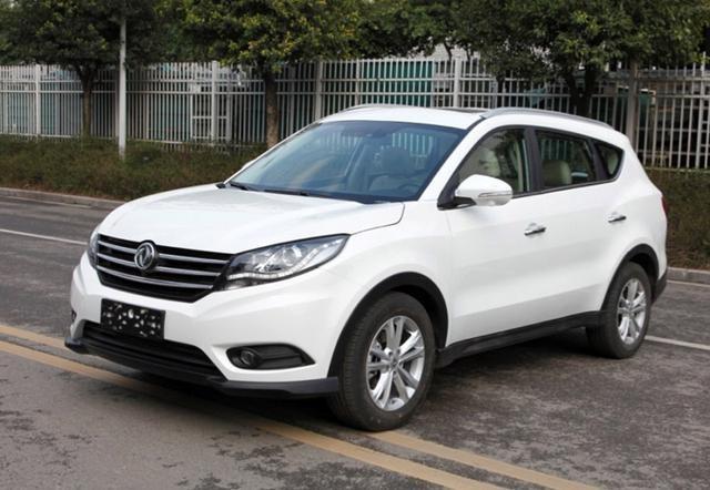 Dongfeng представит новый внедорожник Fengguang 580 в Пекине