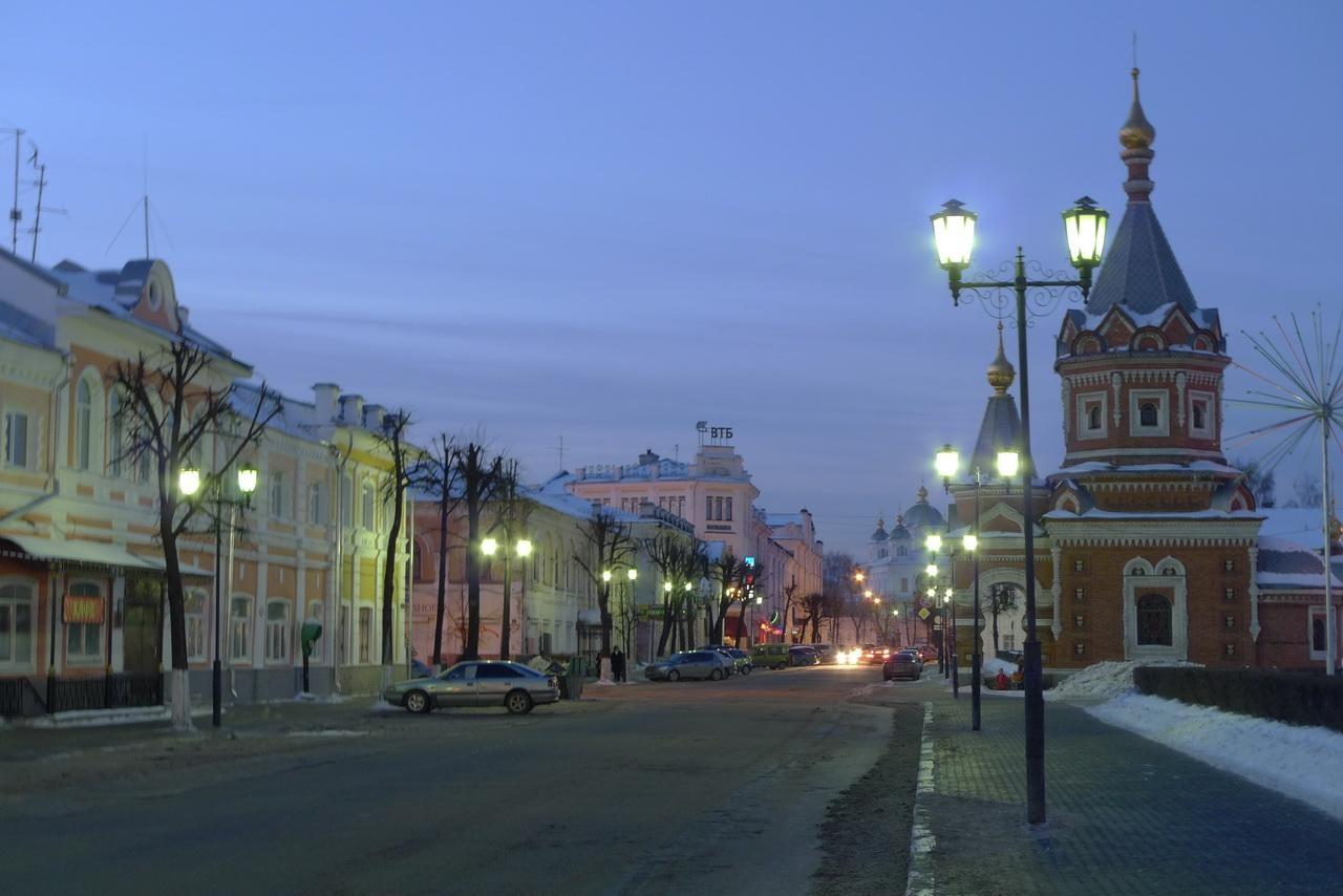 В Ярославле начались съемки новой новогодней комедии
