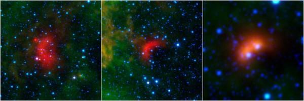 Астрономы смогли обнаружить массивные «убегающие» звезды