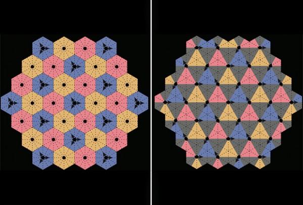 Физики допустили возможность существования первого танцующего кристала