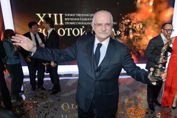 Объявлены победители национальной кинопремии «Золотой орел»