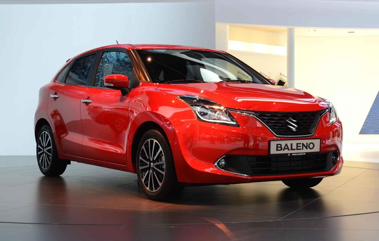 Suzuki начала поставку автомобилей индийской сборки в Японию