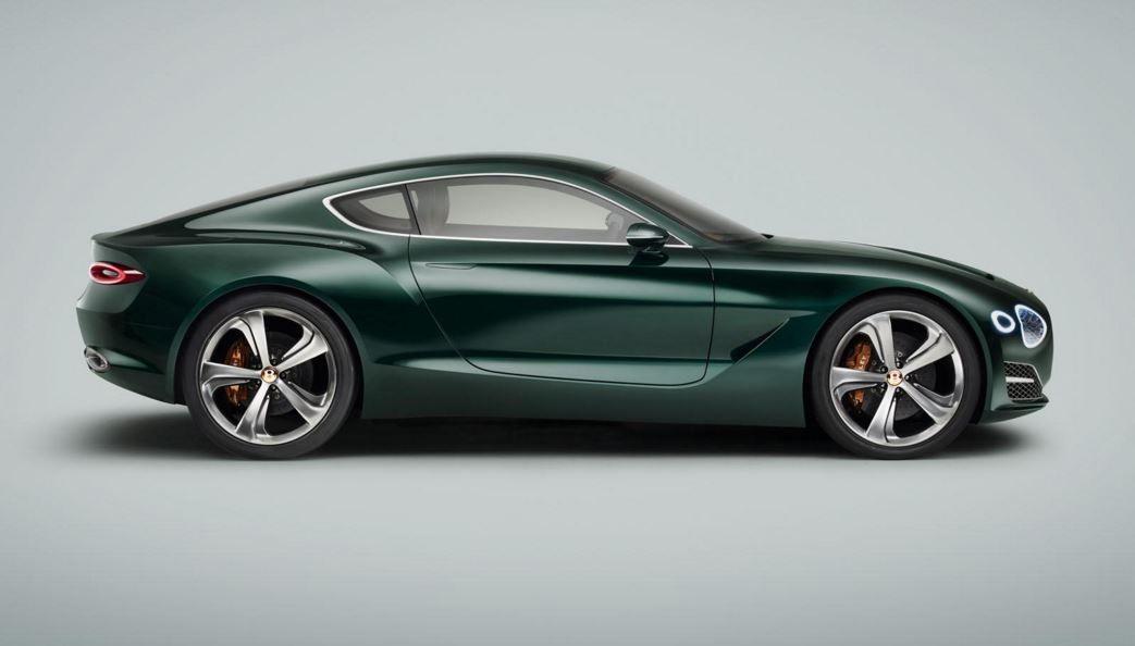 Bentley Bentayga Coupe выйдет не ранее 2018 года