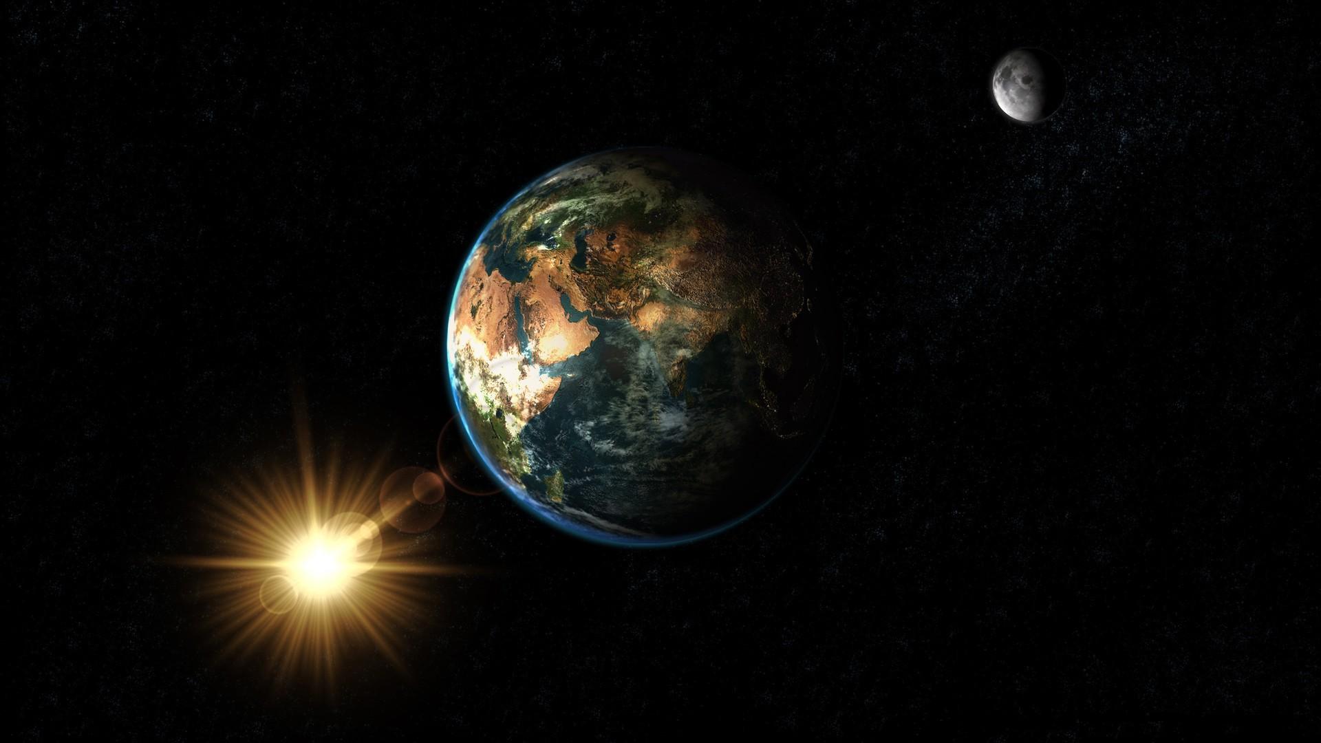 Ученые: Инопланетяне считают Землю выжженной пустыней