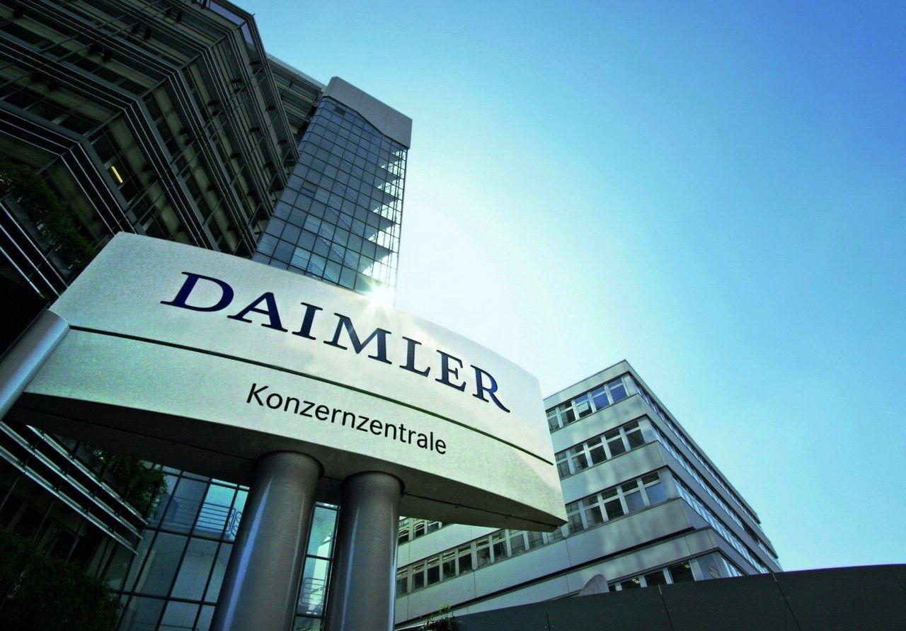 Daimler отзывает 841 тысячу авто с рынка США