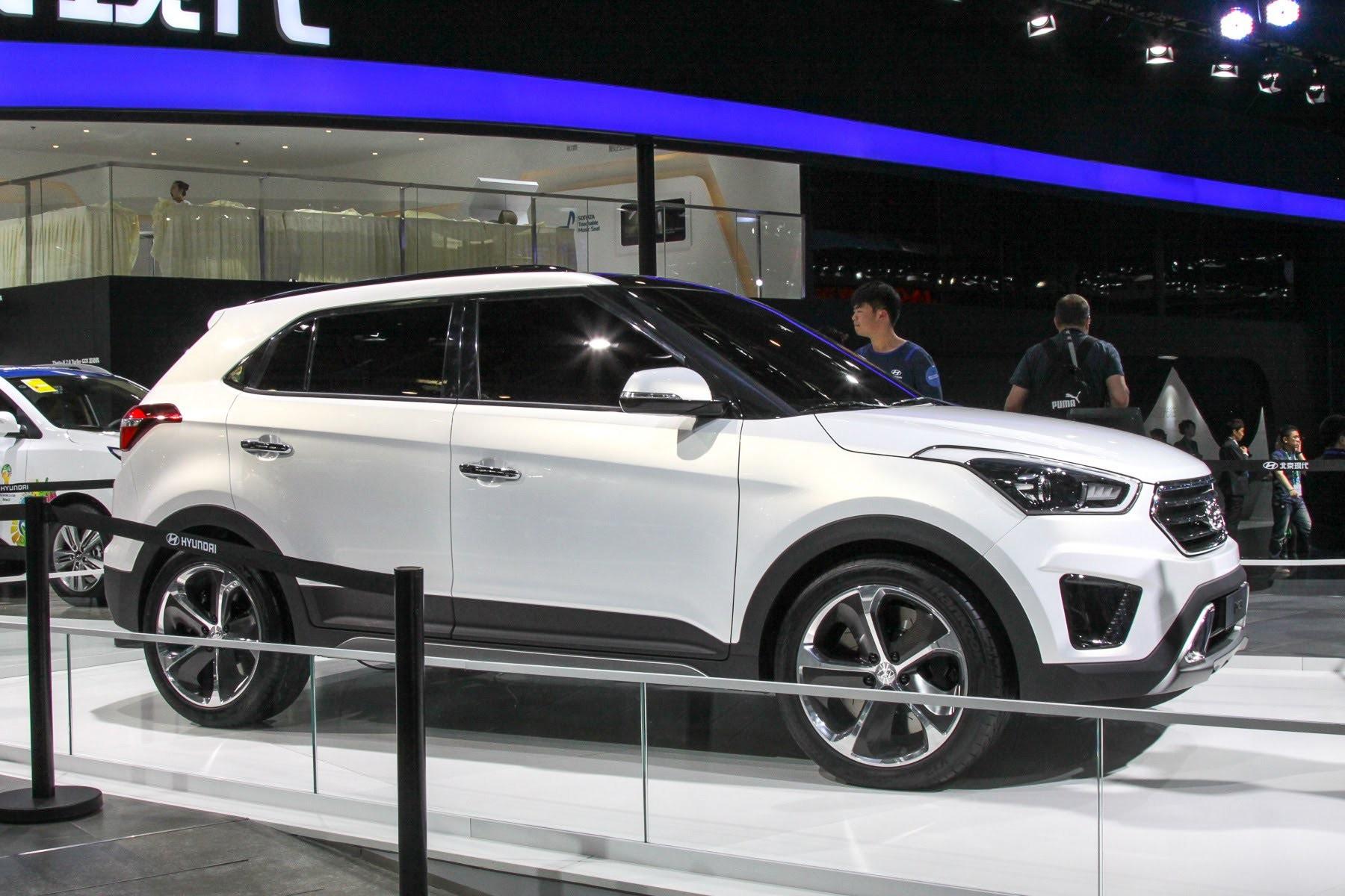 Hyundai Creta встанет на конвейер в России во второй половине 2016 года