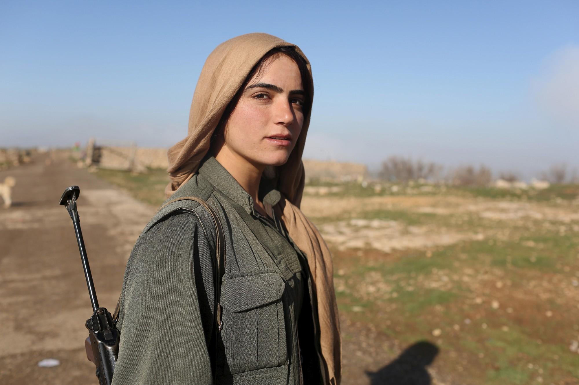 Секс у курдов
