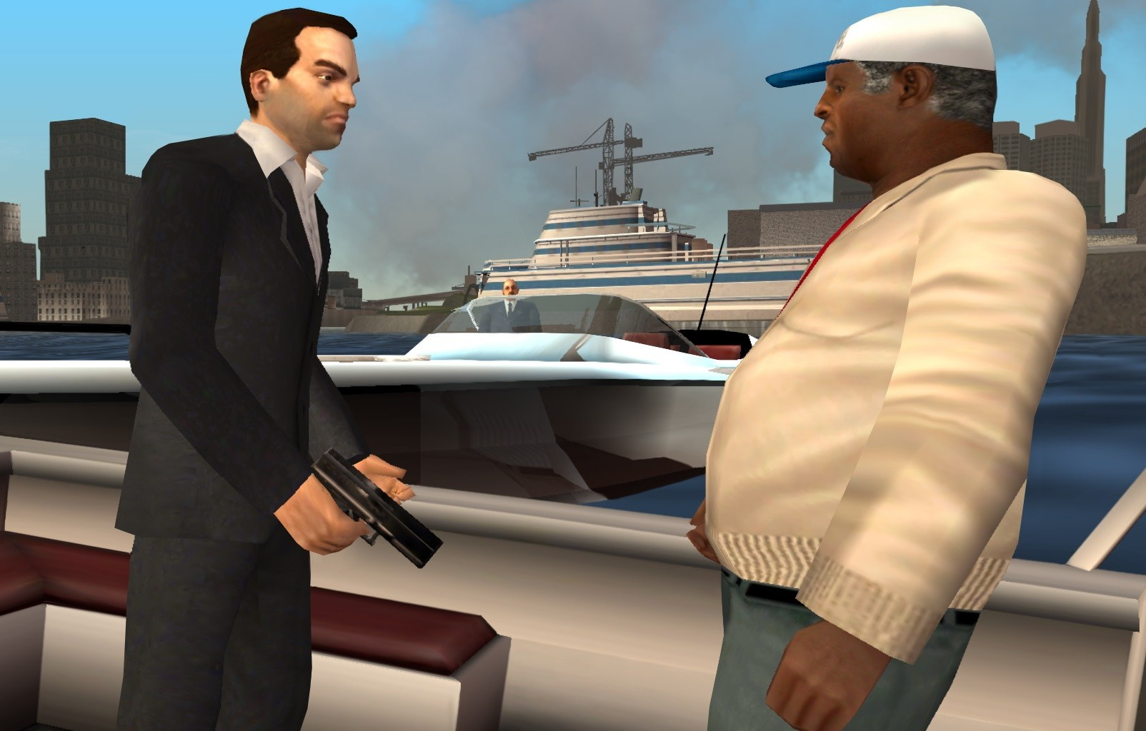 Grand Theft Auto: San Andreas (обзор игры на …