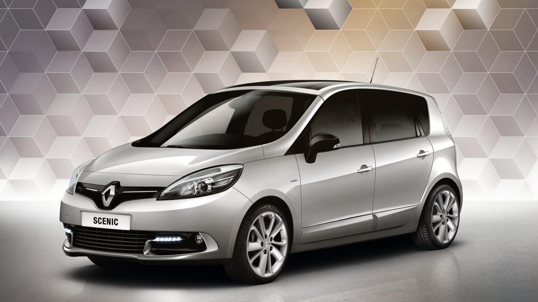 Renault покажет новый Scenic в Женеве