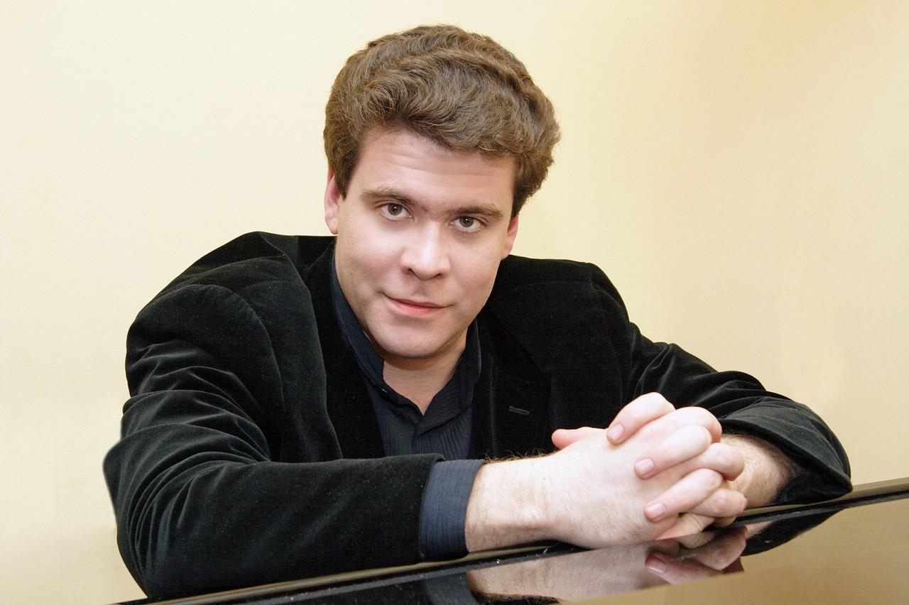 Денис Мацуев в Москве проведет новый конкурс для юных пианистов
