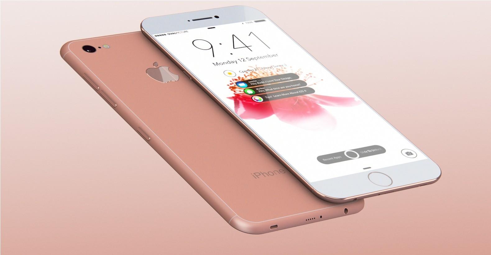 новый айфон 7 дата выхода фото