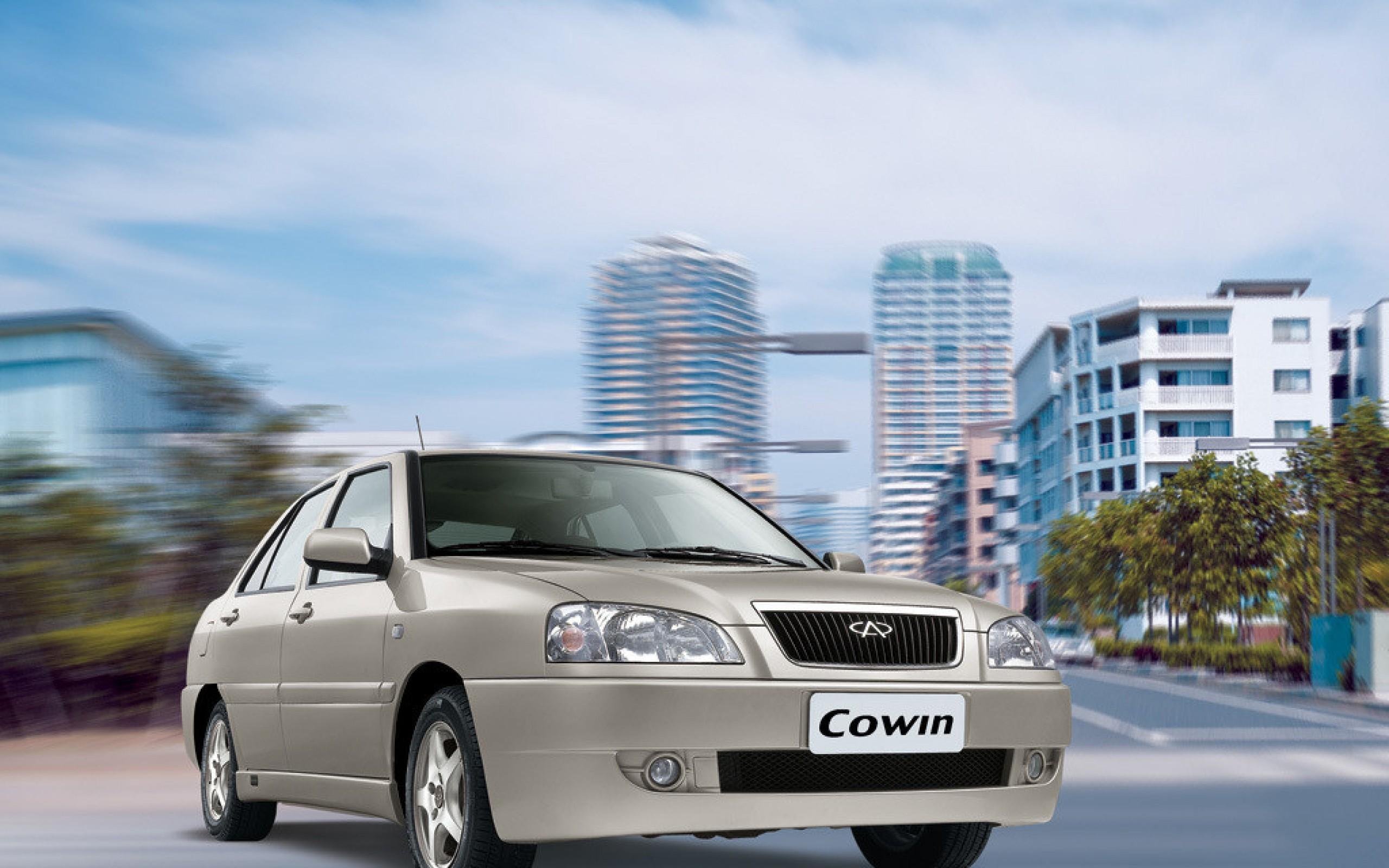 Новый Cowin X5 появится в продаже уже в 2018 году