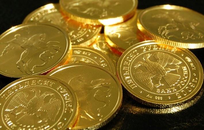 ЦБ порадует нумизматов пятикилограммовой золотой монетой