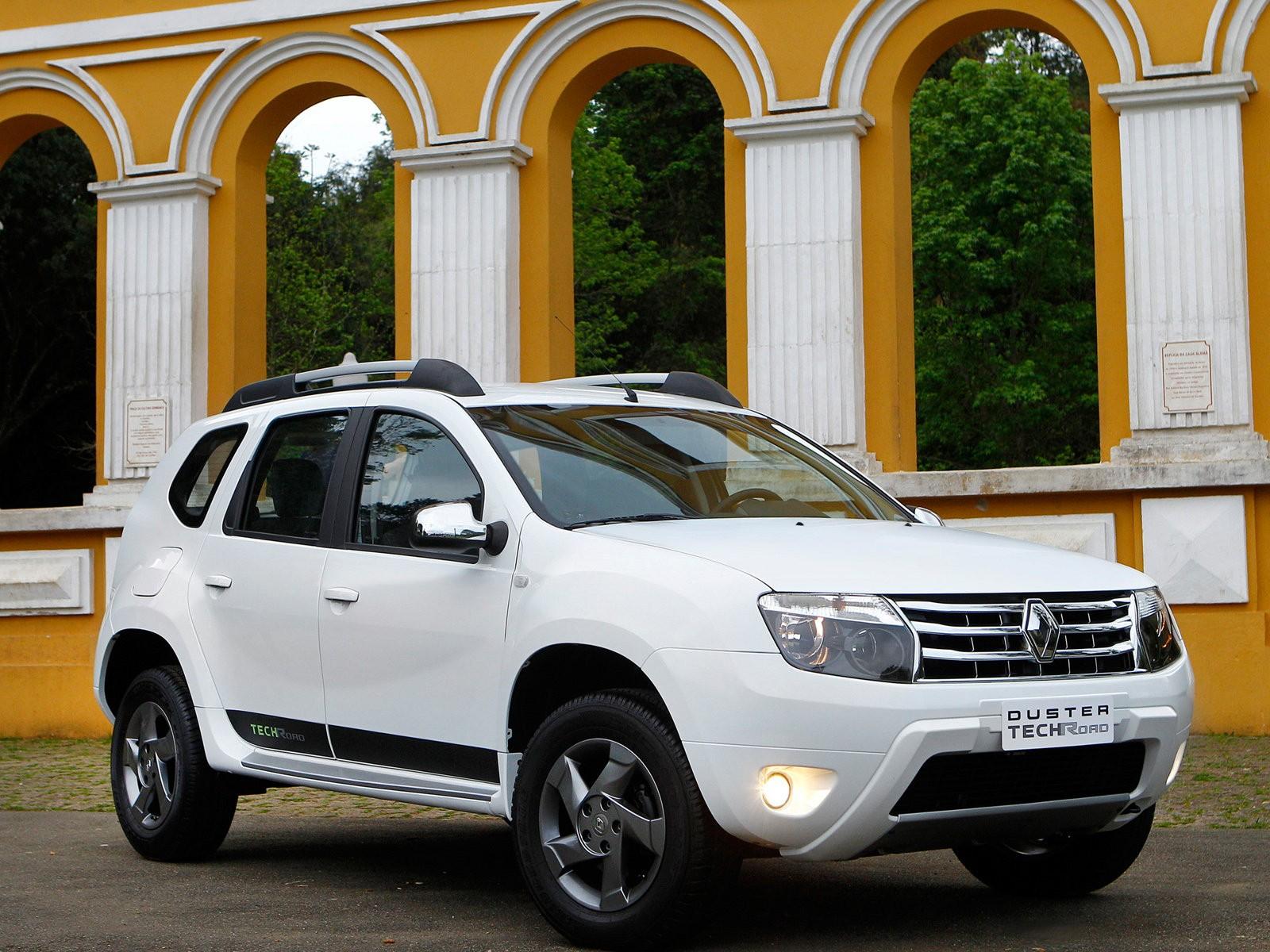Renault Duster получит новую платформу CMF