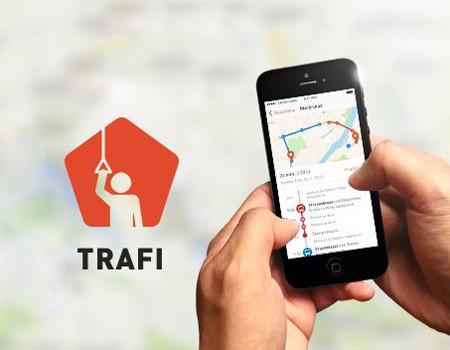 В 8 городах России появится транспортное приложение TRAFI