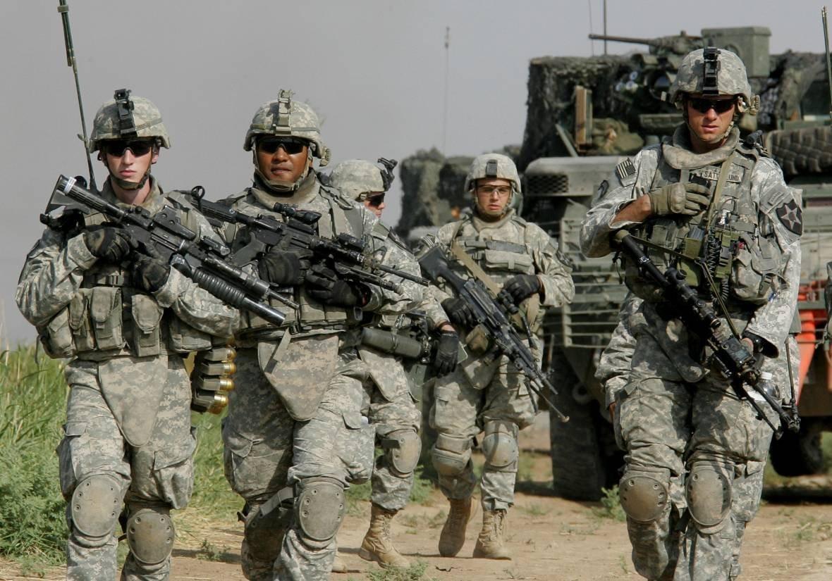 США рассказали России о местонахождении американских военных в Сирии