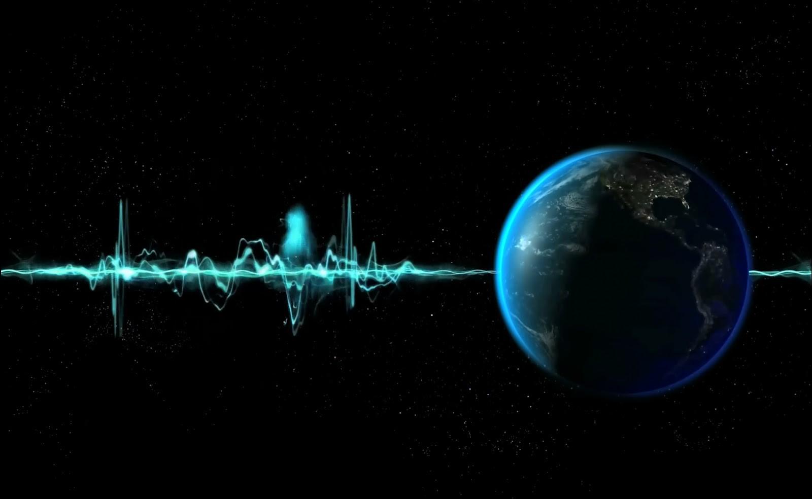 Роскосмос разместил вYouTube песню Вселенной спомощью радиотелескопов