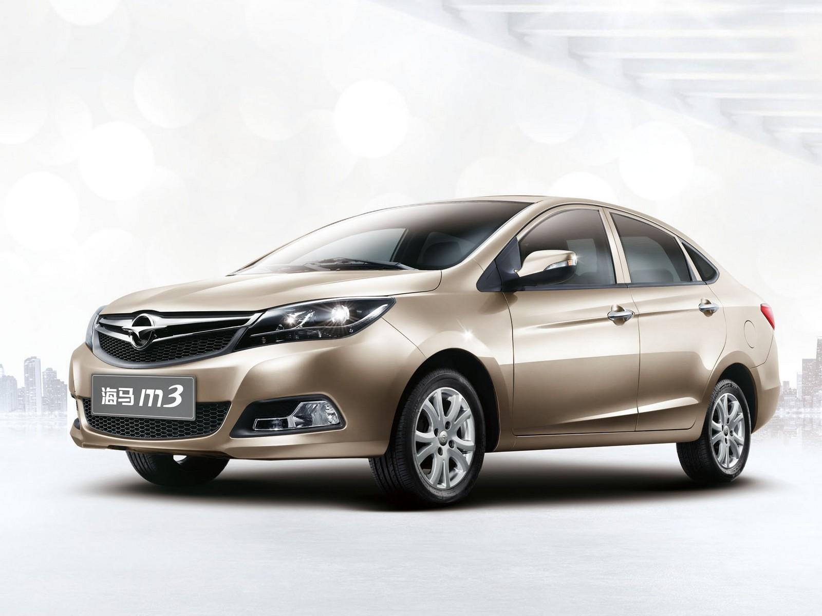 В Китае стартовали продажи обновленной версии седана Haima M3