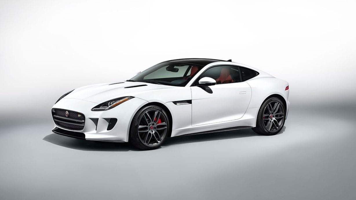 Jaguar назвал рублёвые цены серийного F Type SVR