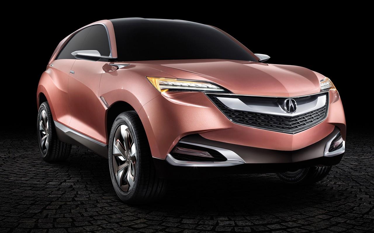 На официальном скетче дебютировал кроссовер Acura MDX нового поколения