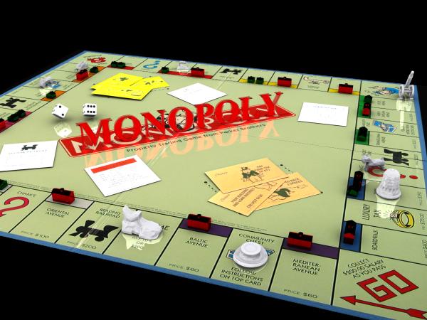 Видео как сделать монополию своими руками в