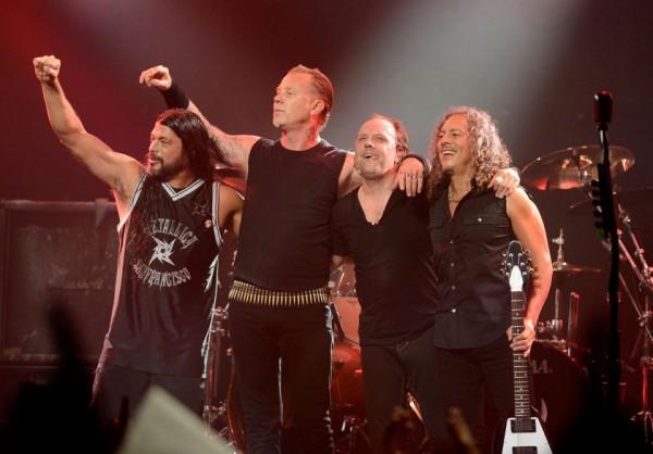 Metallica выпустит альбом с концертом в Bataclan в поддержку жертв терактов в Париже
