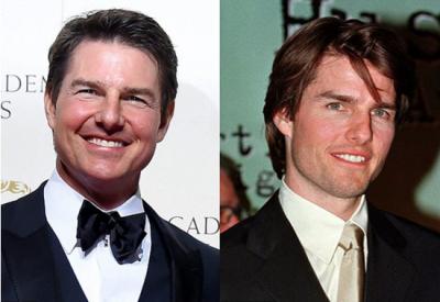 Том Круз неприятно удивил публику изменениями во внешности