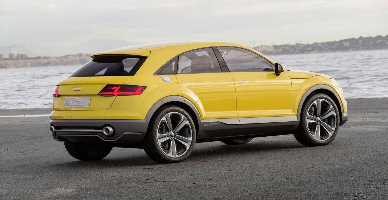 Audi раскрыла дату продаж Q2 в России