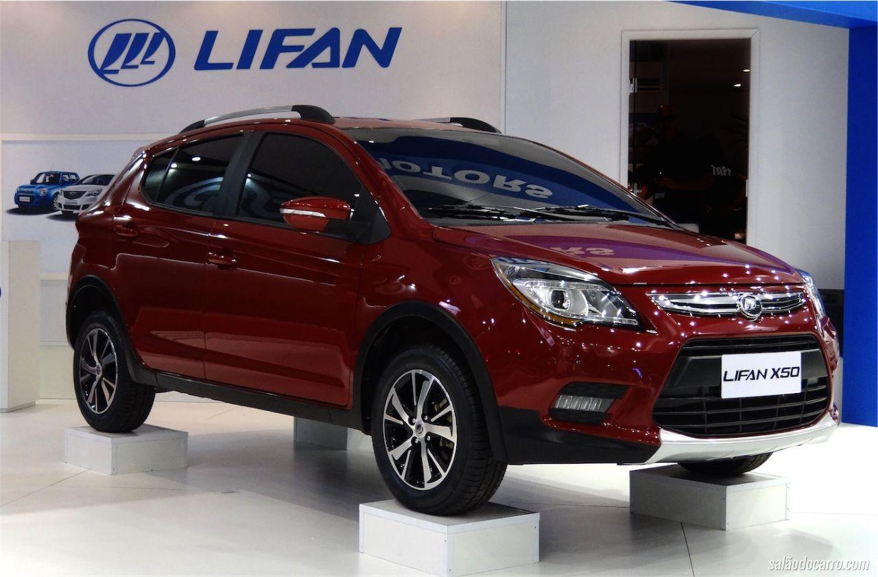 Lifan по-прежнему лидирует на рынке России среди китайских автобрендов