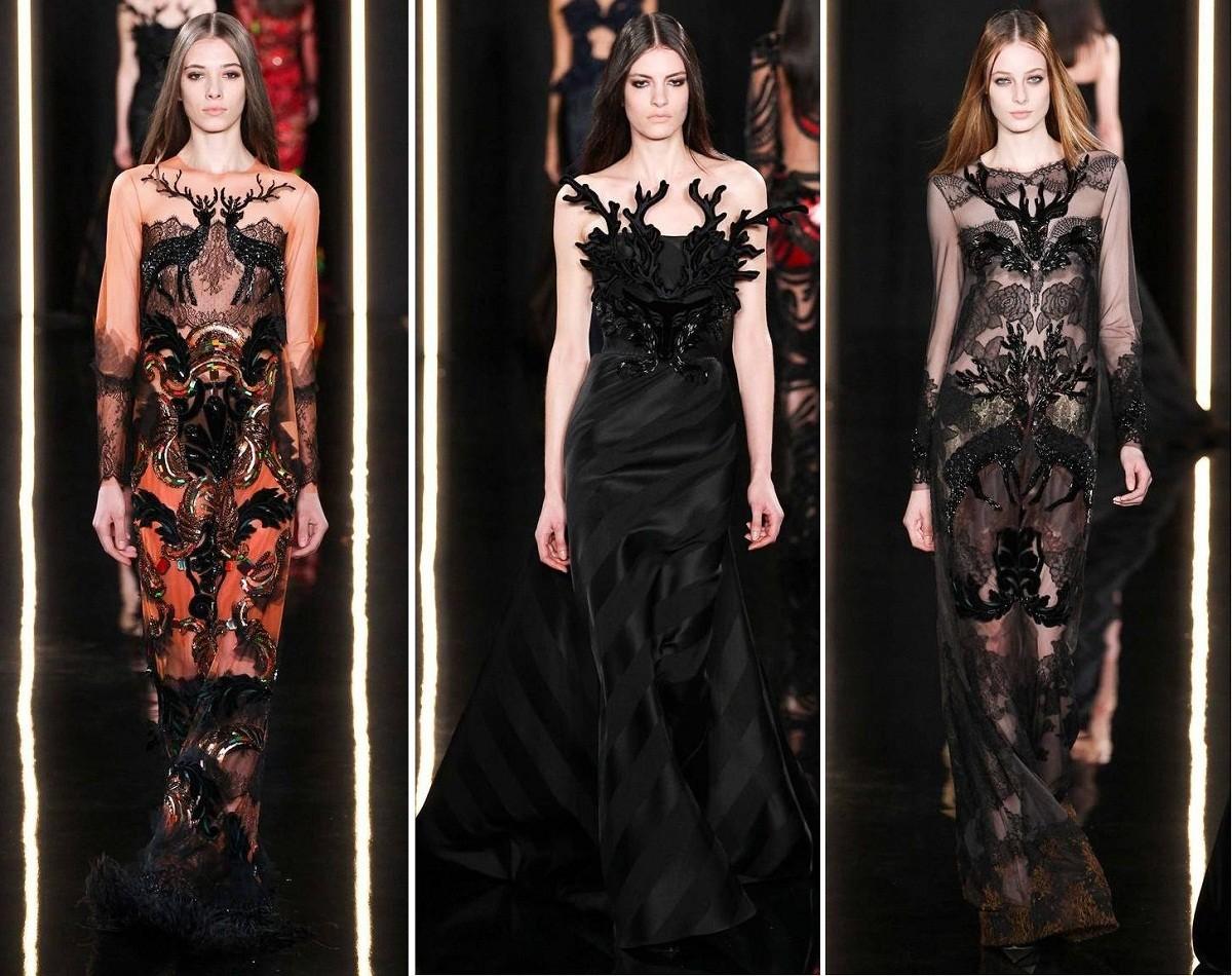Валентин Юдашкин представил новую коллекцию на парижской Неделе моды d53c3ccd52e