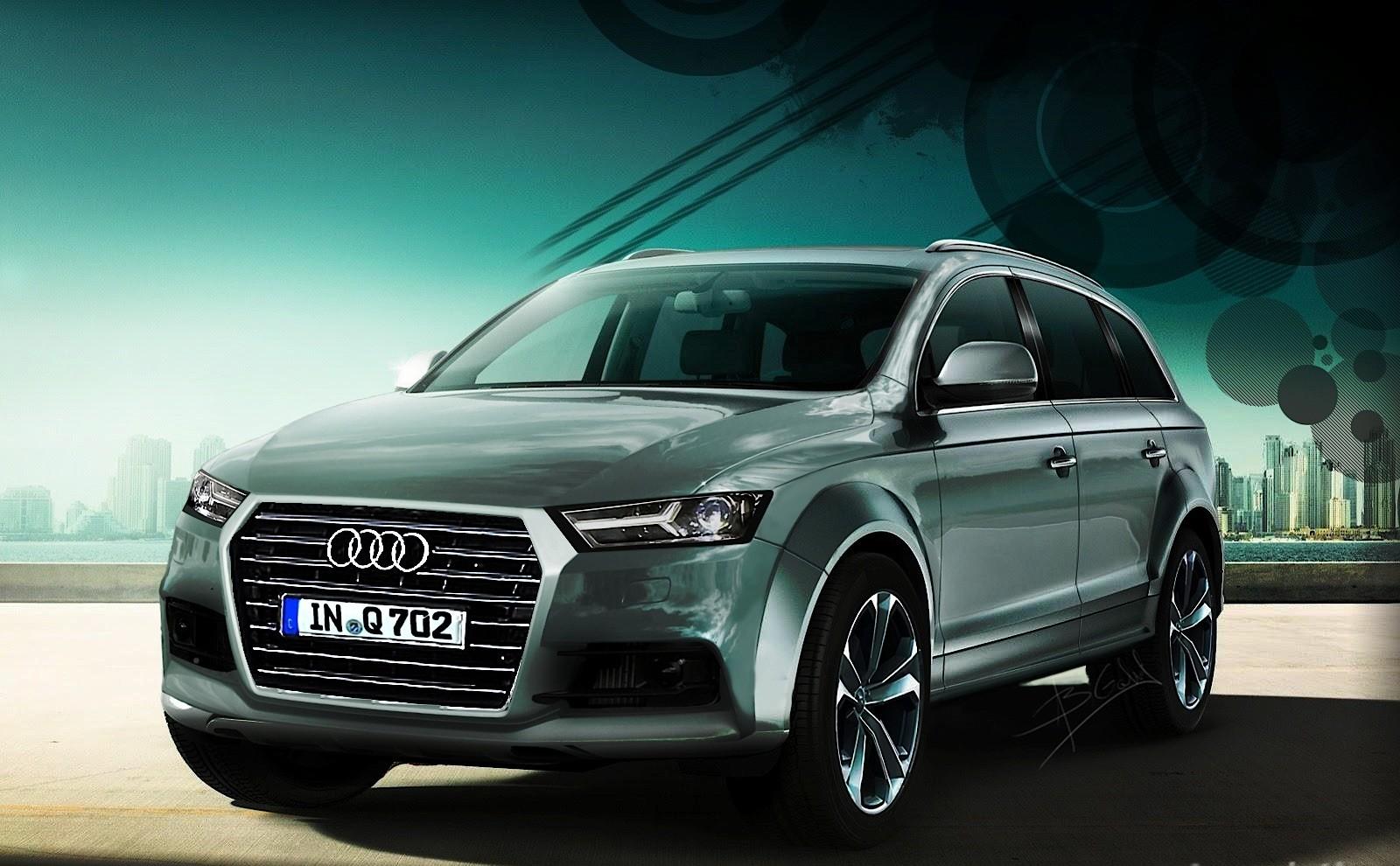 Старт продаж Audi SQ7 TDI в России намечен на ноябрь
