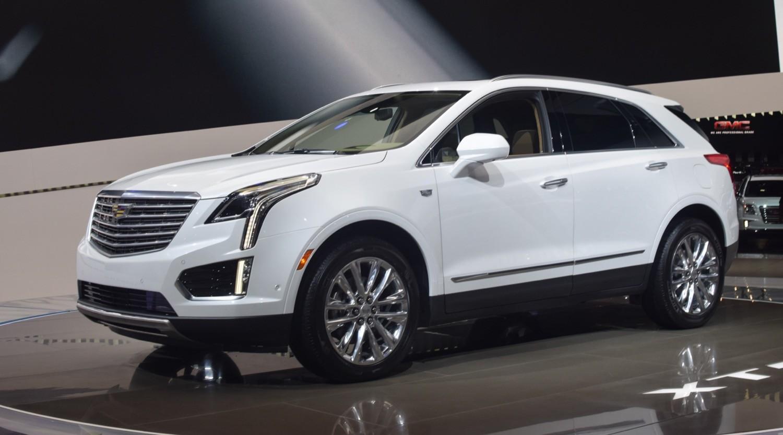 Cadillac выпустит бюджетную версию внедорожника XT5 с турбодвигателем