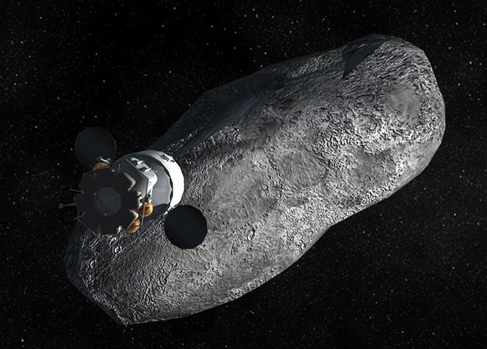 В апреле жители Земли смогут увидеть астероид размером с высотку МГУ
