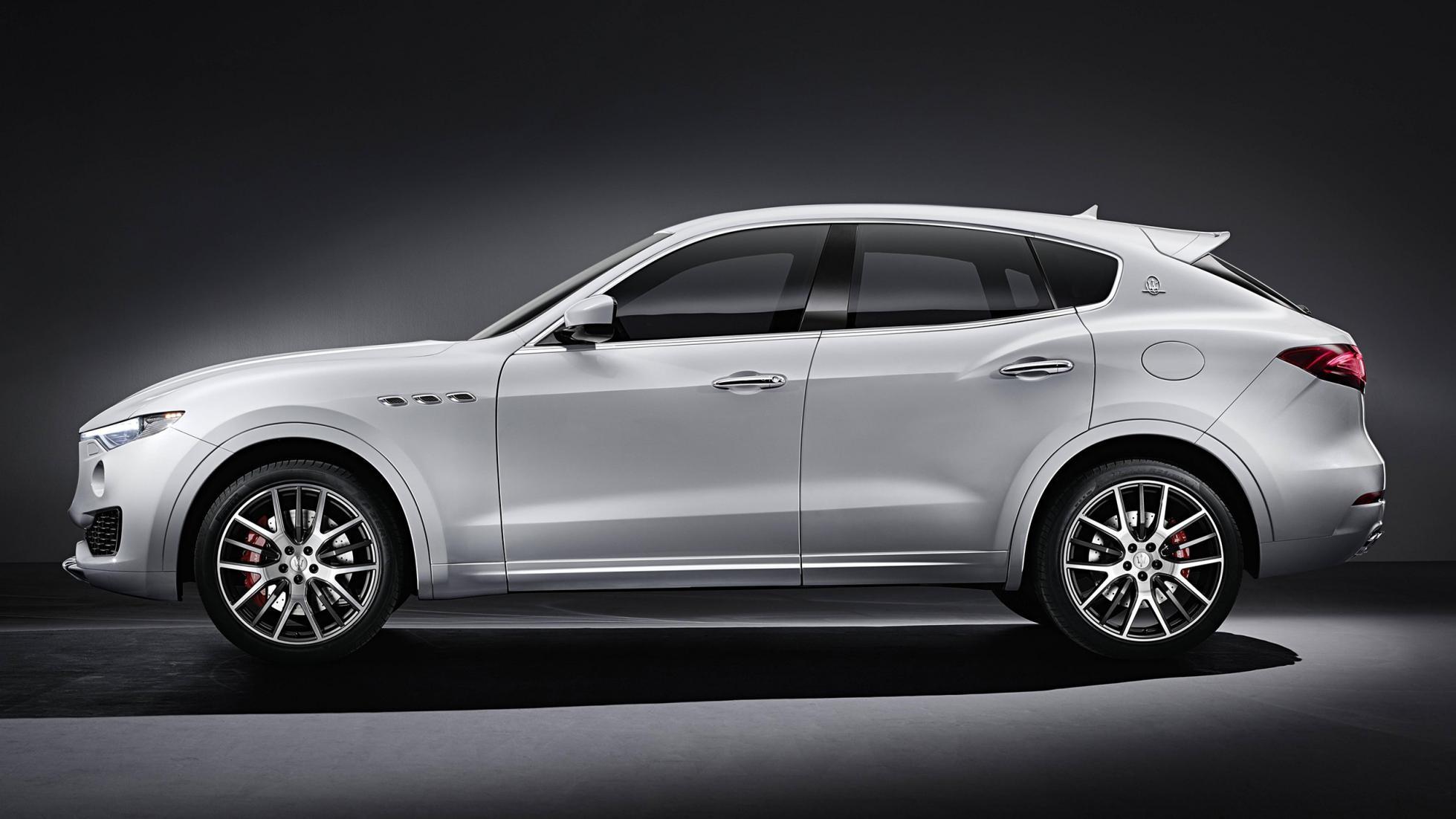 Maserati назвала стоимость кроссовера Levante