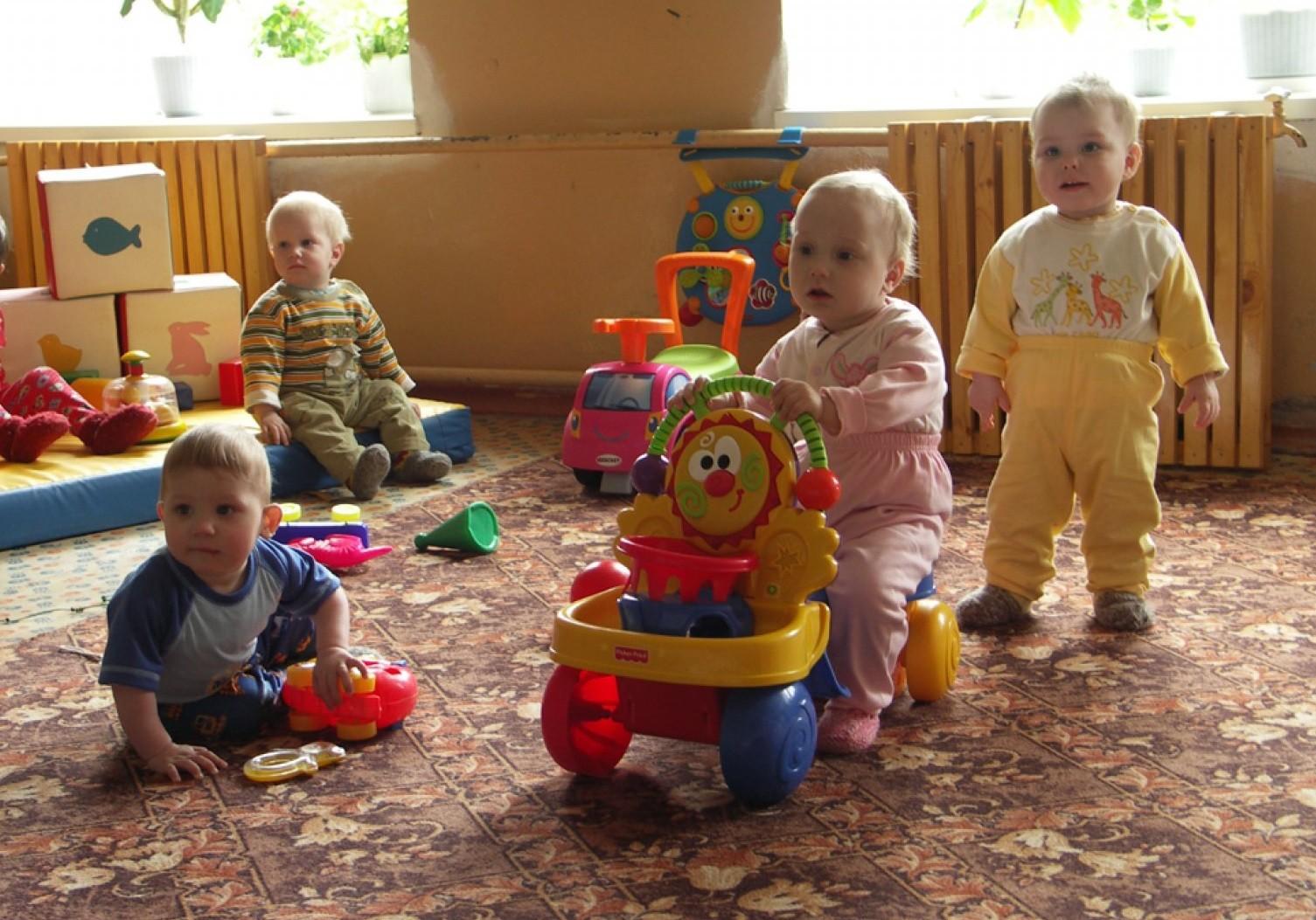 Уссурийск дети детских домов фото