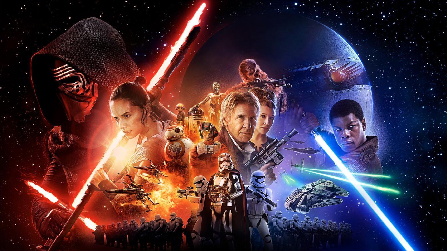 Вглобальной web-сети начали распространяться пиратские копии фильма «Звёздные войны: пробуждение силы»