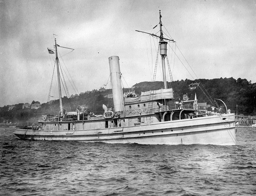 В США найден пропавший 100 лет назад корабль