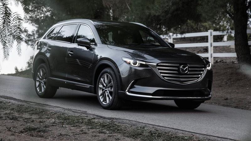 Mazda может вывести кроссовер CX-9 на рынок Европы