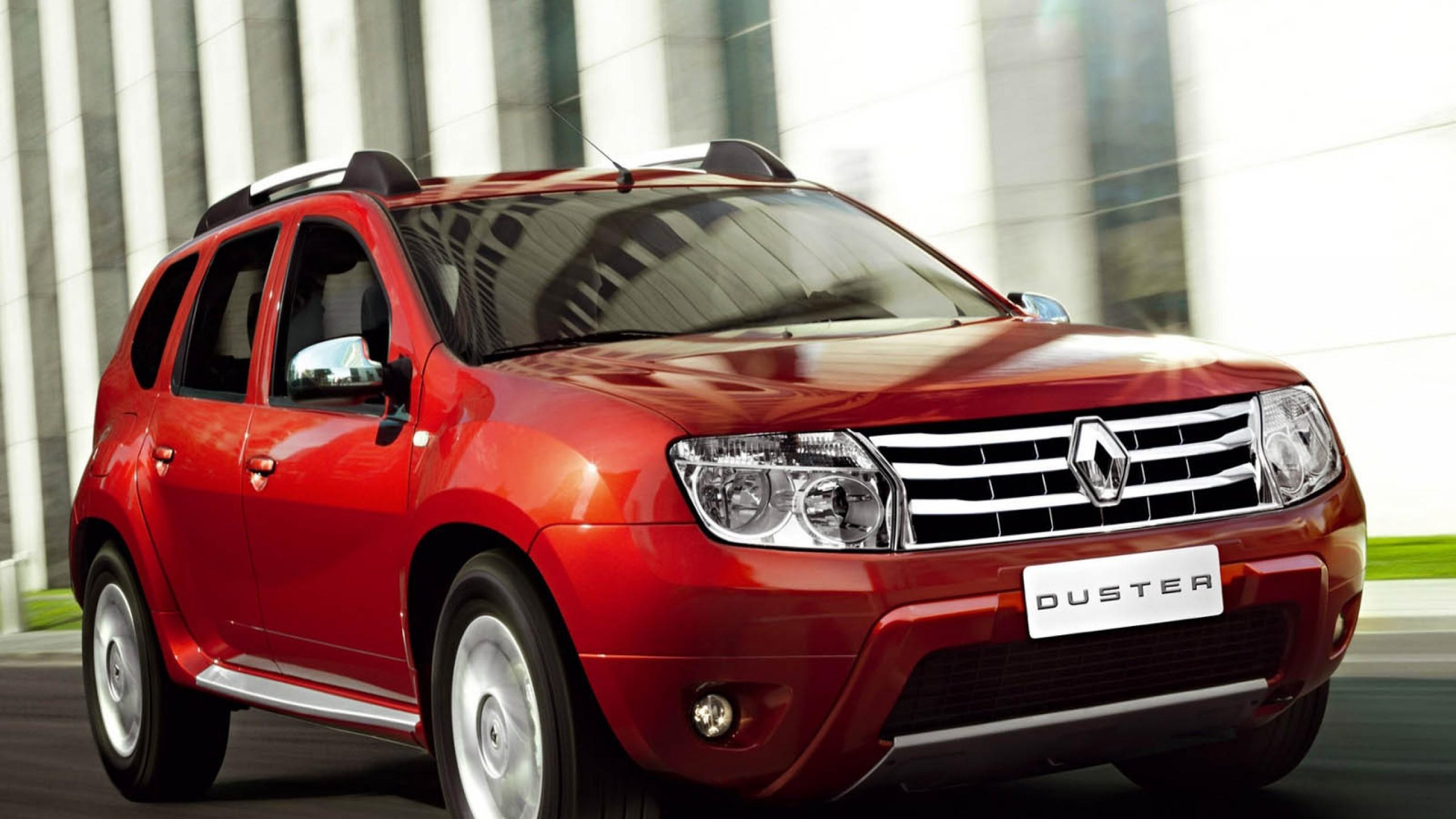 Внедорожник Renault Duster стал самым продаваемым в России в начале года