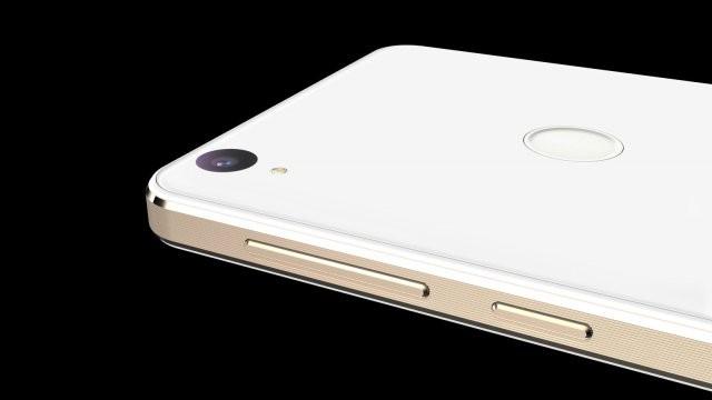 Uhans S1 получит многофункциональный сканер отпечатков пальцев